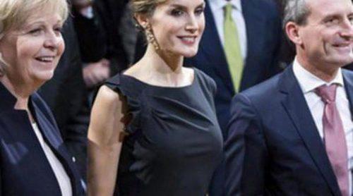 La Reina Letizia y su pasión por Hugo Boss para agradar a los alemanes