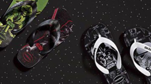Star Wars hasta en tus chanclas con la galáctica colección de Havaianas