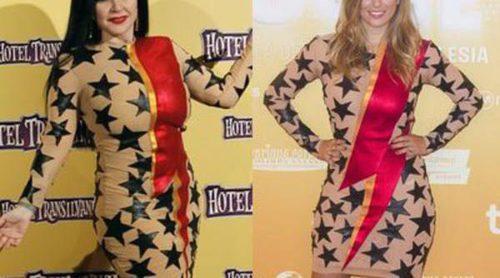 ¿Quién lo luce mejor? Blanca Suárez, Alaska y su María Escoté con 24 horas de diferencia