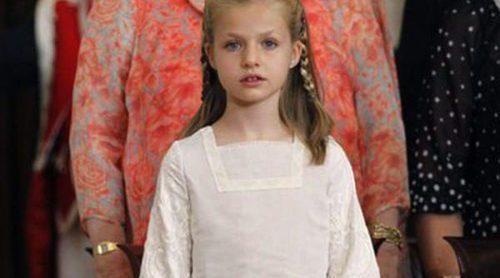 La Princesa Leonor cumple 10 años: así es el estilo de una pequeña it girl royal