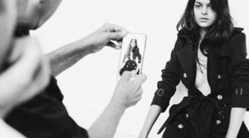 Burberry protagoniza la primera campaña efímera de la industria de la moda con Snapchat