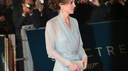 A Kate Middleton le sale competencia 'Bond': Léa Seydoux y Monica Bellucci le hacen sombra