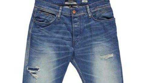 Los jeans desteñidos, la clave de la línea masculina de Salsa para este otoño 2015