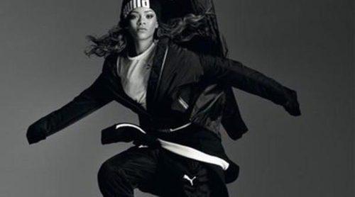 Rihanna repite con Puma: Esta vez con unas zapatillas al más puro estilo boxeador