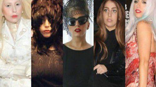 5 looks de Lady Gaga que serían el disfraz perfecto de Halloween