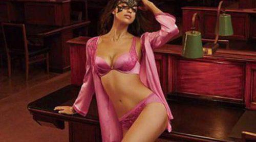 Irina Shayk vuelve a lucir cuerpazo con los diseños de La Clover