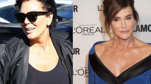 Los impolutos estilismos de Caitlyn Jenner frente a la dejadez de Kris Jenner