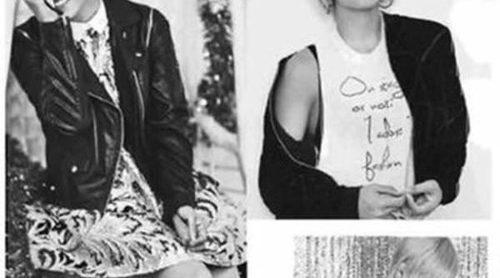 La graciosa desfachatez de Lily Allen se transmite en la última colección de Vero Moda