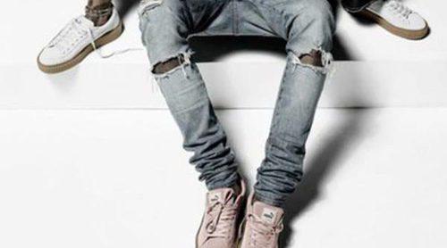 Rihanna y su amor hacia Puma: Misma zapatilla en tres novedosas tonalidades