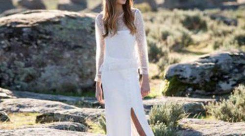 David Christian apuesta por el romanticismo rústico en sus vestidos de novia