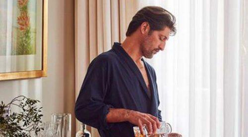 Zara Home presenta su línea 'Hotel SS16' con Tony Ward como imagen de su decoración para el hogar