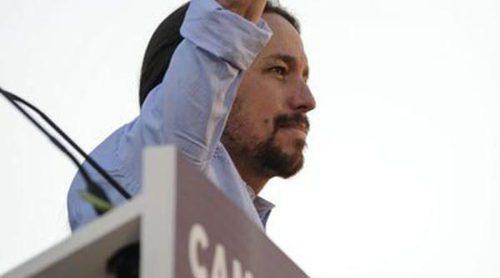 El morado de Pablo Iglesias: el estilo más descuidado e informal de las elecciones del 20D