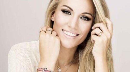 Edurne, embajadora de las nuevas joyas preciosas de la firma española Luxenter