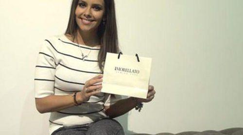 Cristina Pedroche, nombrada embajadora de la firma de joyas Morellato para 2016