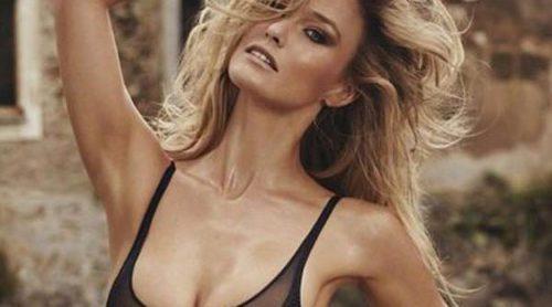 Bar Refaeli, el nuevo rostro de la lencería más sexy de Agent Provocateur