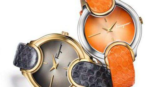 Salvatore Ferragamo reinventa sus diseños y crea una línea exclusiva de relojes y gafas de sol