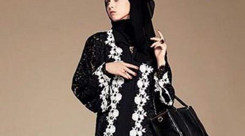 Dolce & Gabbana apuesta por la moda musulmana con la colección de túnicas y velos 'Abaya'