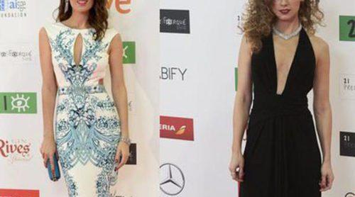 Manuela Vellés, Michelle Jenner, Berta Vázquez y Carolina Marín, las mejor vestidas de los Premios Forqué 2016