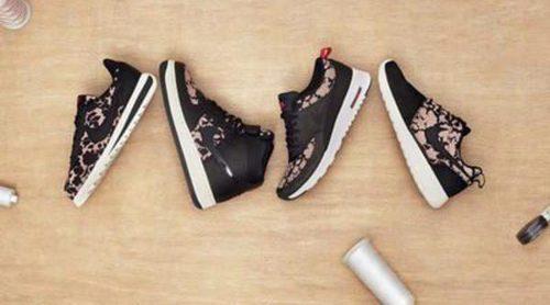 Nike muestra su lado más tradicional con el estampado 'cameo' de Liberty London