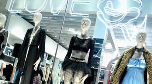 Courtney Love, nueva imagen de la firma Nasty Gal con una colección muy rockera