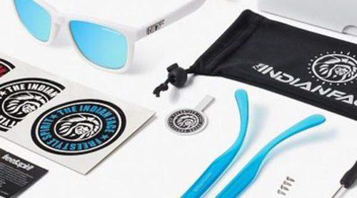 The Indian Face se una a la revolución de las gafas de sol intercambiables con una colección sorprendente