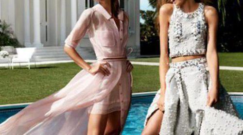 Carolina Herrera ficha a la modelo Lily Aldridge y a Mario Testino para la campaña de primavera 2016