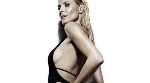 Heidi Klum, imparable con una línea de baño propia diseñada para la firma Bendon