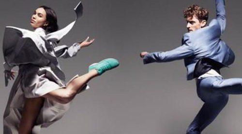 Rankin es el nuevo fotógrafo para la campaña de la línea de calzado 'Nebula' de Geox