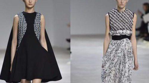 Giambattista Valli apuesta por una elegancia femenina inspirada en los clásicos para primavera/verano 2016