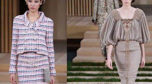 Chanel rememora el estilo de la mítica Coco con la Alta Costura esta primavera/verano 2016