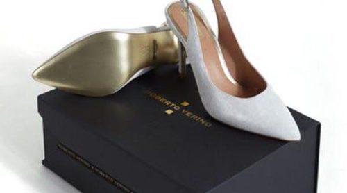 Roberto Verino lanza una colección exclusiva de tres modelos de zapatos para novia