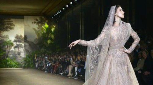 Elie Saab presenta a sus princesas del medio oriente para la Alta Costura primavera/verano 2016