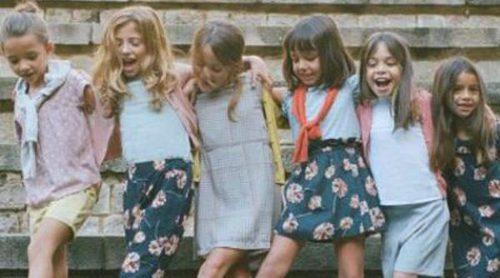 Nice Things Mini abre la temporada infantil con tres líneas para niñas para primavera/verano 2016