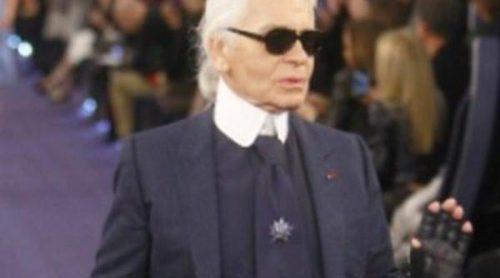 Karl Lagerfeld crea la tendencia 'masstige' para su colección 'KARL'