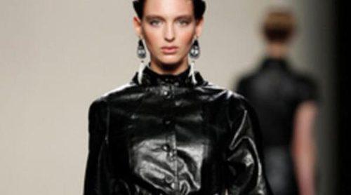 El cuero y lo oriental de Ailanto abre la segunda jornada de Fashion Week Madrid