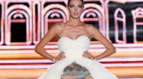 Andrés Sardá pone acento español a sus diseños de ropa interior para la Fashion Week Madrid