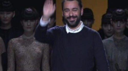 La corte de Luis XIV se sube a la pasarela de Juanjo Oliva en la Fashion Week Madrid