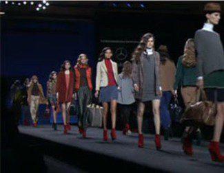 Diseños urbanitas y 'school' sobre la pasarela de TCN en la Fashion Week Madrid