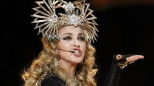 Madonna apostó por Givenchy para su espectáculo en la Super Bowl