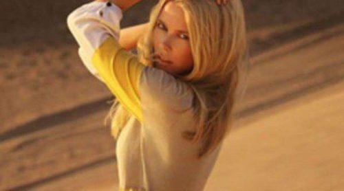 La nueva colección de Claudia Schiffer se inspira en el estilo de Jane Birkin