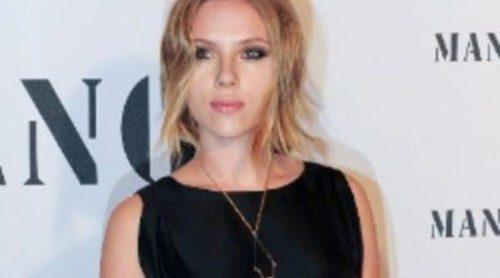 Scarlett Johansson, embajadora de la campaña 'Runaway to win' para apoyar a Obama