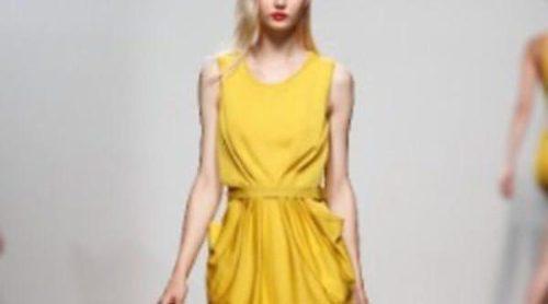 El amarillo solar será el color de esta primavera 2012