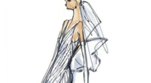 El vestido de novia de Marta Ortega firmado por Narciso Rodríguez, al detalle