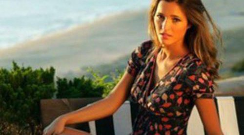 Malena Costa protagoniza la campaña primavera/verano 2012 de Indiwoman