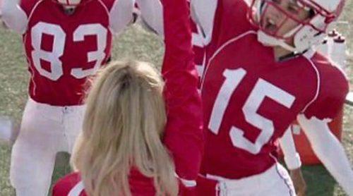 La Super Bowl 2016 más sexy con los ángeles de Victoria's Secret como jugadoras de fútbol
