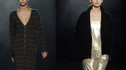 Yerse, lana y abrigo de estilo rural se presentan en Barcelona para la temporada otoño/invierno 2016