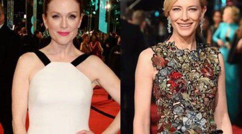 Julianne Moore, Cate Blanchett y Olga Kurylenko, las mejor vestidas de los BAFTA 2016