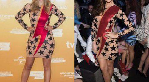 ¿Quién lo luce mejor? Blanca Suárez, Alaska y Romina Belluscio, enfrentadas por un modelo de María Escoté