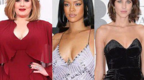Adele, Rihanna y Alexa Chung entre las mejor vestidas de los Premios Brit 2016