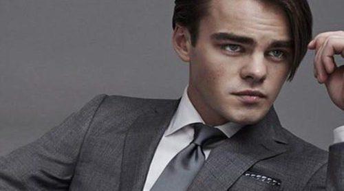 Leonardo Di Caprio puede presumir de doble con Konrad Annerud y su campaña para Barneys New York